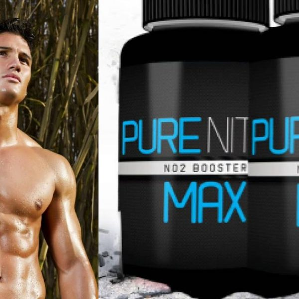 Pure NitroMax Testosterone Booster